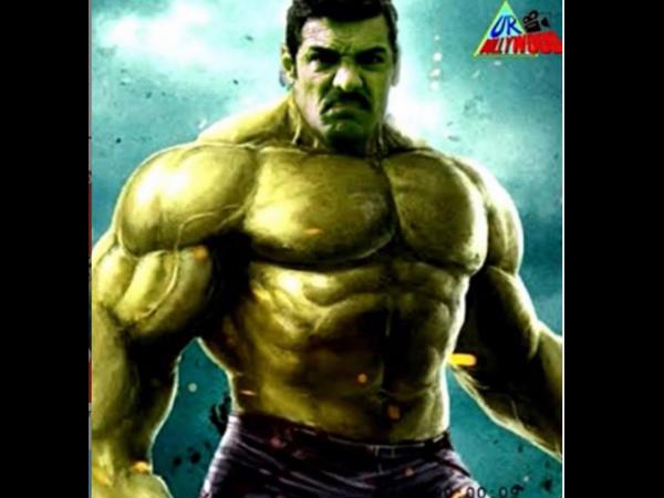 'सत्यमेव जयते 2' के लिए सुपरहीरो Hulk बनेंगे जॉन अब्राहम, सोशल मीडिया पर शेयर की तस्वीर