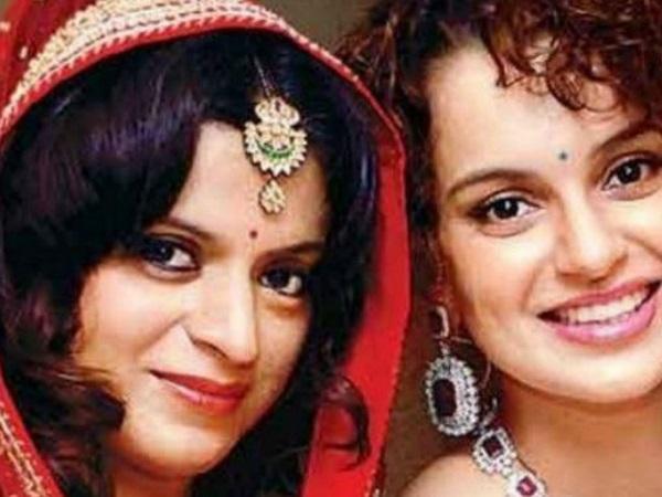 कंगना रनौत बनाएंगी 'अयोध्या' पर फिल्म, आमिर खान-करण जौहर पर रंगोली चंदेल का हमला,ट्वीट्स वायरल