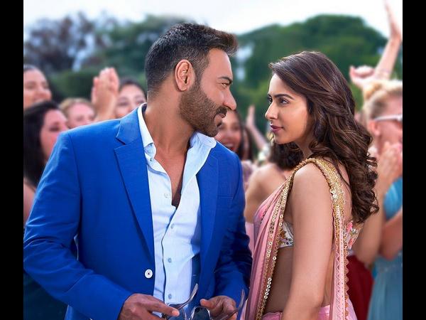 गोलमाल 5 से पहले अजय देवगन करेंगे रकुल प्रीत के साथ Thank God, 2021 में धमाका !