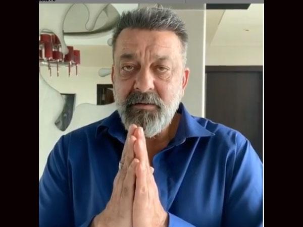 कोरोना के खिलाफ फैंस से 'खलनायक' की अपील, हाथ जोड़ संजय दत्त ने लगाई गुहार- Video वायरल