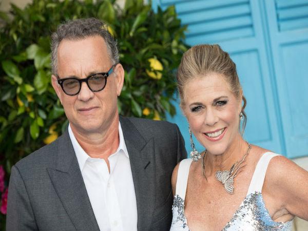 हॉलीवुड के एक्टर टॅाम हैंक्स और उनकी पत्नी रीटा विल्सन को हुआ कोरोना वायरस Hollywood star Tom Hanks and his wife Rita wilson get corona virus