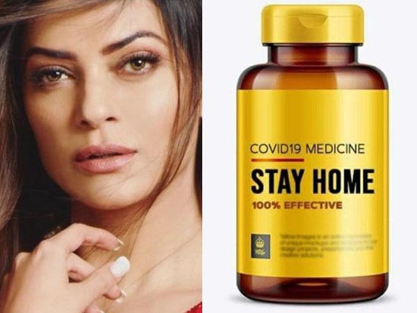 सुष्मिता सेन ने खोजी कोरोना वायरस की दवाई, COVID-19 में सिर्फ यही है कारगर !