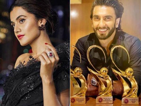 Zee Cine Awards 2020: बिना दर्शकों के सजी शाम, रणवीर-तापसी बेस्ट एक्टर, फुल विनर लिस्ट- फोटो वीडियो