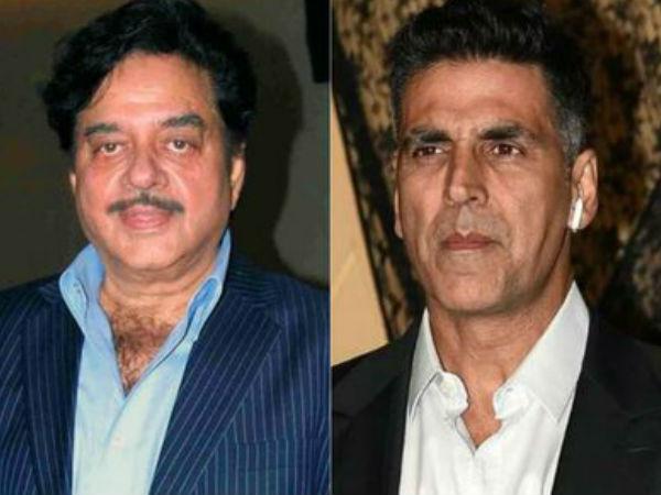 'दान देकर ऐलान करना वल्गर है' क्या अक्षय कुमार पर शत्रुघ्न सिन्हा ने साधा निशाना?