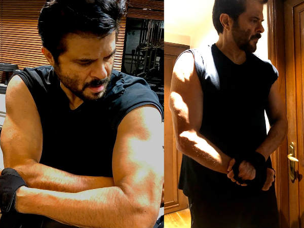 63-year-old Anil Kapoor shocked-body made in lockdown - pics viral -
