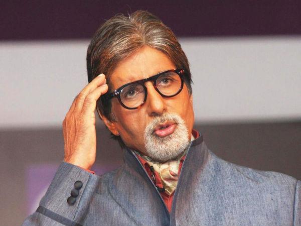 अमिताभ बच्चन ने दी कोरोना ब्रेकिंग न्यूज-