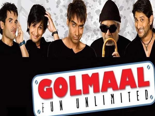 Golmaal, Golmaal Returns