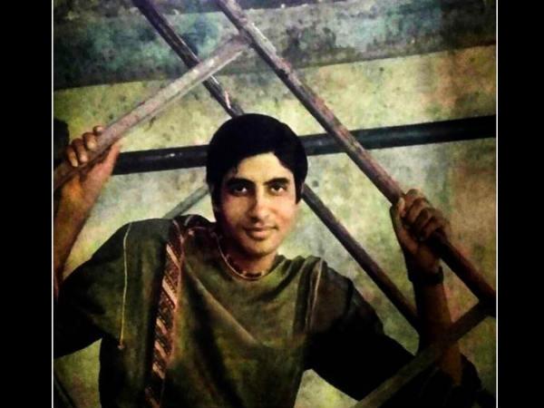 कुछ ऐसा था अमिताभ बच्चन का पहला फोटोशूट, तस्वीर वायरल- फैंस ने कहा, स्टार भी और स्टाइल भी