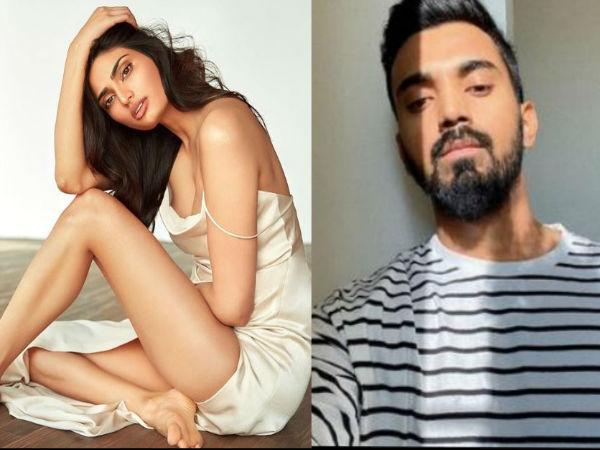 अथिया शेट्टी की ग्लैमरस तस्वीरों पर KL राहुल का कमेंट, फैंस ने लिए मजे- 'भाई तुम्हारी शर्ट है क्या'