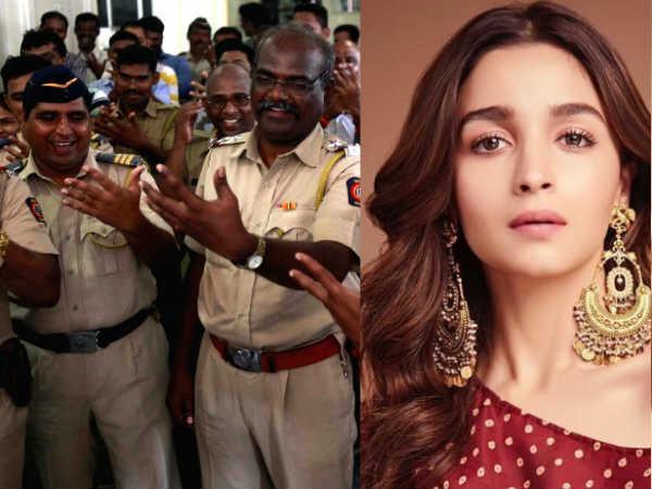 मुंबई पुलिस ने फिल्मी अंदाज में आलिया भट्ट को दिया जवाब- तेजी से वायरल हुआ ट्वीट