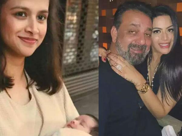 संजय दत्त की बेटी त्रिशाला दत्त ने शेयर की मां की तस्वीर- मान्यता दत्त ने कर डाला ऐसा कमेंट!