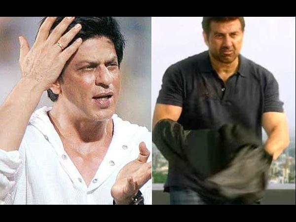 सनी देओल का भड़का गुस्सा कहा- धोखे के बाद काम नहीं करूंगा, शाहरुख खान मुझसे डरता था