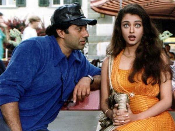 ऐश्वर्या राय और सनी देओल की बिग बजट फिल्म, जो कभी रिलीज नहीं हुई- शूटिंग की वायरल PHOTOS