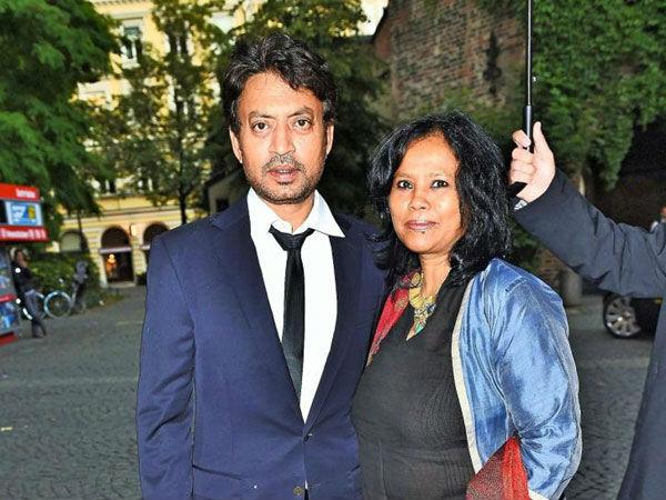 पत्नी के लिए दोबारा जीना चाहते थे इरफान खान
