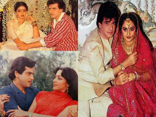 Birthday: 1 कॉल और रुक गई जितेंद्र-हेमा मालिनी की शादी, श्रीदेवी से लेकर जयाप्रदा तक अफेयर के किस्से