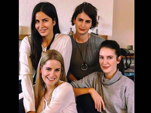 लॉकडाउन में अपनी तीन बहनों के साथ नजर आईं कैटरीना कैफ, एक से एक खूबसूरत- देंखे फोटो