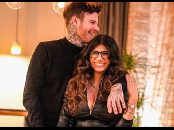 पोर्न स्टार मिया खलीफा ने कहा कोरोना से दुनिया खत्म मुझे दफना देना Hollywood actress Mia khalifa get emotional her wedding postpone fear with coronavirus