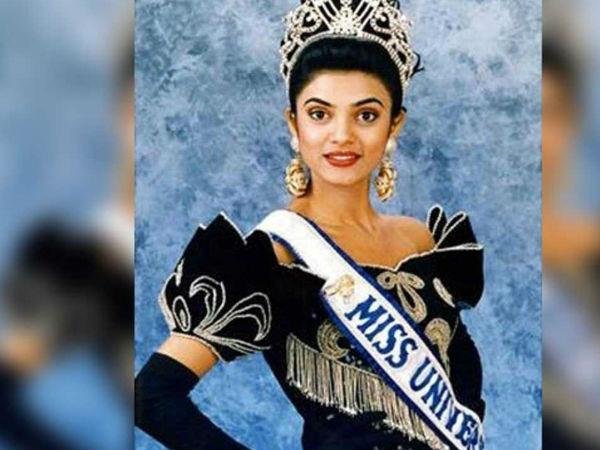 पर्दे से बना गाउन और जुराब से बने ग्लव्स पहन सुष्मिता सेन बनीं मिस इंडिया-Video वायरल, खुलासा