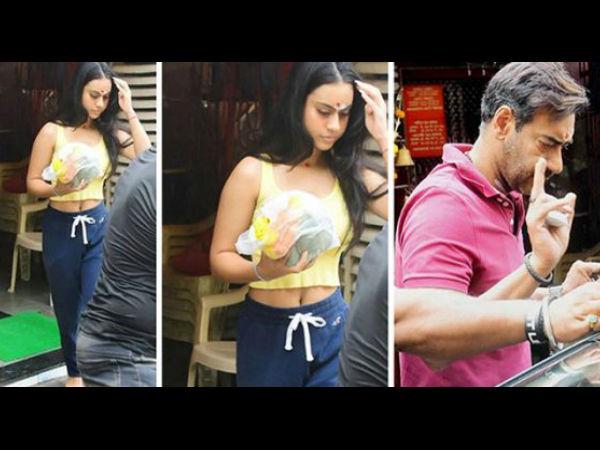 जब अजय देवगन की बेटी हुई थी न्यासा ट्रोल, मंदिर पहुंची तो भड़क गए यूजर्स, बोले- यहां भी फैशन चाहिए