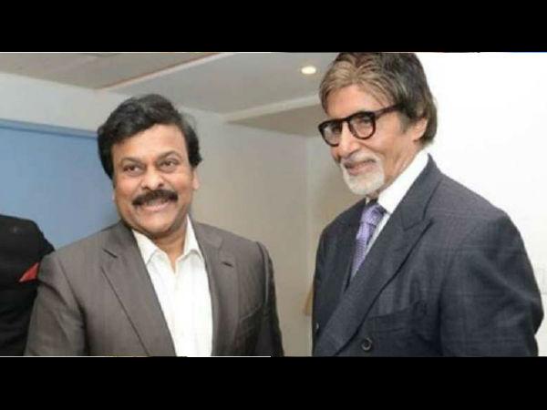 तेलुगू सिनेमा के दिहाड़ी मजदूरों के लिए अमिताभ बच्चन ने किया दान- चिरंजीवी ने बोला थैंक्स