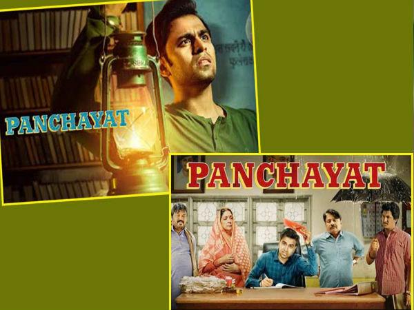 panchayat web series review
