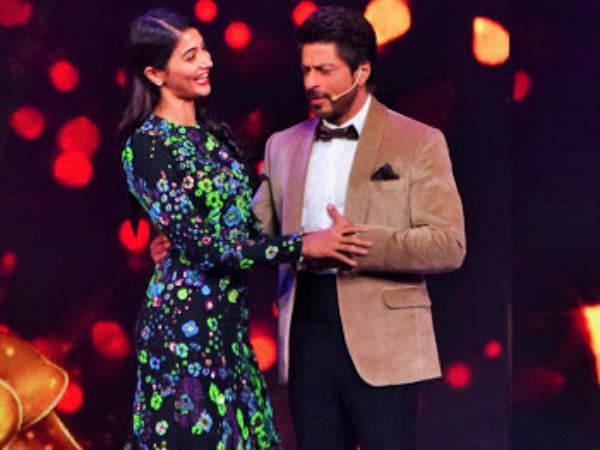 शाहरुख खान और ऋतिक रोशन पर क्या सोचती हैं एक्ट्रेस पूजा हेगड़े? किया खुलासा