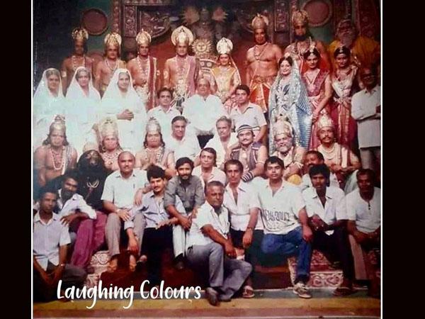 दूरदर्शन रामायण की पूरी टीम- 90 का दौर, लोग हाथ जोड़ करते थे दर्शन, राम 'अरुण गोविल' फिर हिट