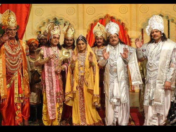 फिल्मों के लिए गोविंदा ने रिजेक्ट की दूरदर्शन महाभारत, जूही चावला द्रौपदी,ये है असली कास्टिंग!