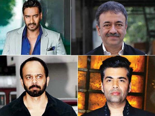 कोरोना के खिलाफ जंग में साथ आए अजय देवगन, राजू हिरानी, रोहित शेट्टी, एकता कपूर- लाखों का जीवन बचाया