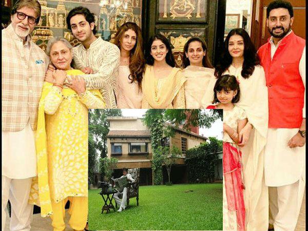 बॉलीवुड की पावरफुल फैमिली: बच्चन से लेकर कपूर परिवार, आलीशान बंगलों में रहते हैं ये टॉप स्टार
