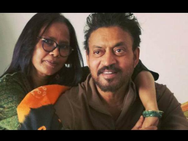 इरफान खान की निधन के बाद, पत्नी ने शेयर किया बेहद इमोशनल पोस्ट,