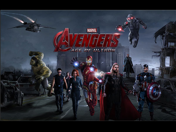 एवेंजर्स: Age of Ultron