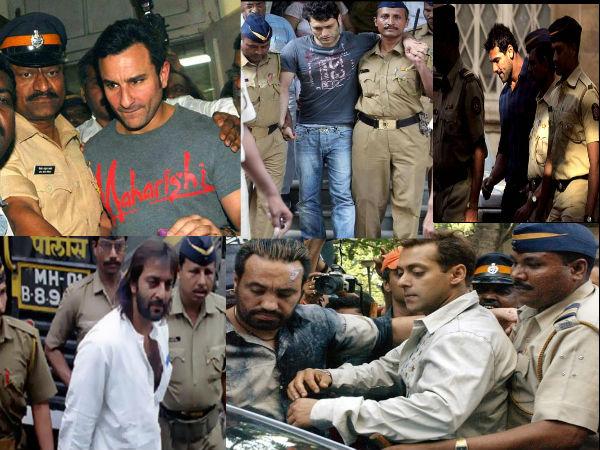 बॉलीवुड सेलेब्स जिन्हें जाना पड़ा जेल: सलमान खान से संजय दत्त तक, गंभीर आरोप और हुई किरकिरी