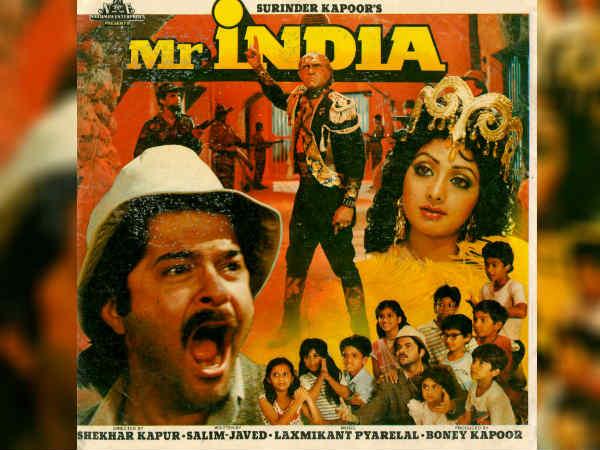 अनिल कपूर - श्रीदेवी की मिस्टर इंडिया को 33 साल पूरे, बताया - यूं निपटा था दो सुपरस्टार्स का झगड़ा