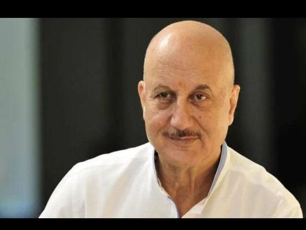 अनुपम खेर की हॉलीवुड फिल्में