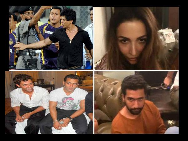 संजय दत्त, सलमान खान समेत इन सितारों ने शराब के नशे में की ऐसी हरकत, आए विवादों में- तस्वीरें
