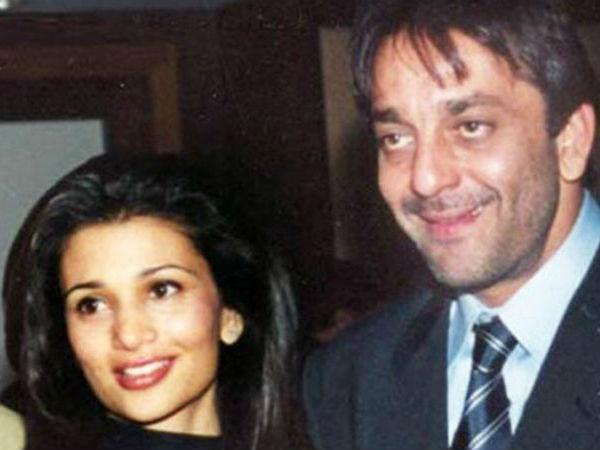 संजय दत्त और रिया पिल्लै