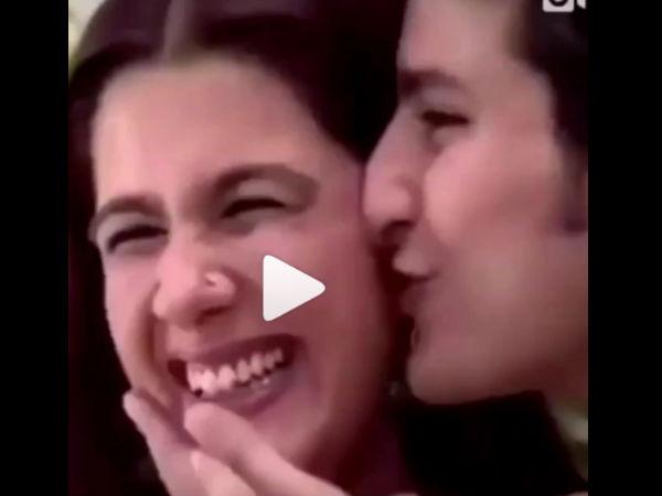 जब लाइव चैट के दौरान अमृता सिंह को Kiss करने वाले थे सैफ अली खान- वीडियो हो रहा है Viral