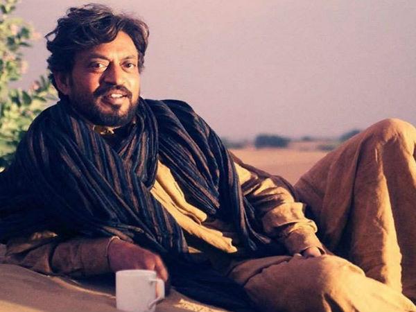 Irrfan Khan dies