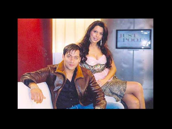 पूजा बेदी ने सलमान पर लगाया गंभीर आरोप