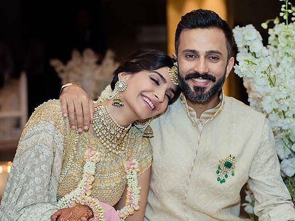 सोनम कपूर की शादी
