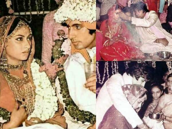 अमिताभ बच्चन- जया बच्चन की वेडिंग एल्बम: शादी के कार्ड से लेकर सात फेरे तक, देंखे RARE तस्वीरें
