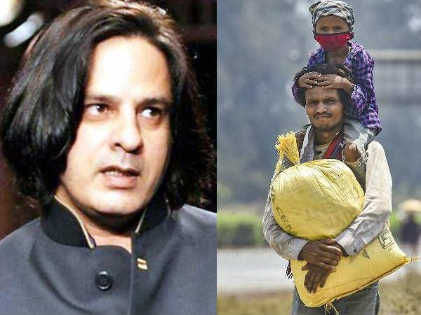 प्रवासी मजदूरों के पलायन पर बनेगी धमाकेदार फिल्म- Ashiqui फेम राहुल रॉय निभाएंगे लीड रोल