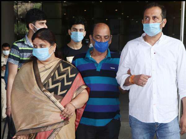 परिवार ने कहा सुशांत की हत्या हुई है