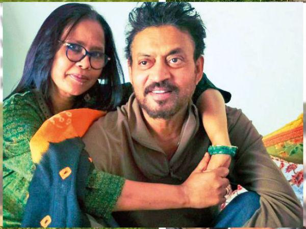 इरफान खान की पत्नी सुतापा का दर्दनाक पोस्ट, 'मैं तु्म्हें छू सकती हूं'-RARE तस्वीरें