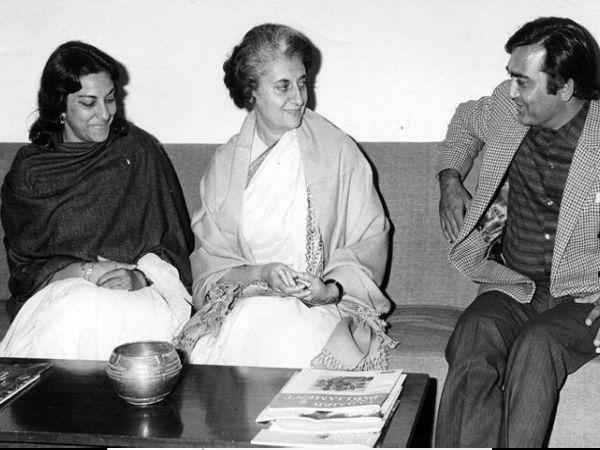 राजीव गांधी के कहने पर राजनीति में आए थे सुनील दत्त