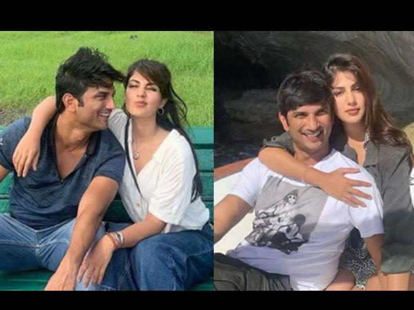रिया चक्रवर्ती-सुशांत सिंह राजपूत की आखिरी तस्वीरें, 1 दिन पहले वापस भेज दिया था घर? क्या है चर्चा ! Sushant Singh Rajput with rumoured girlfriend Rhea Chakraborty Last photos love story