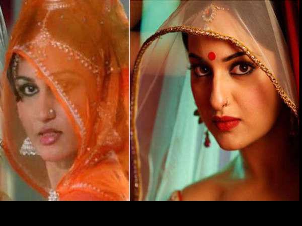 रीना रॉय की हमशक्ल सोनाक्षी सिन्हा, जन्मदिन स्पेशल Happy Birthday Sonakshi  Sinha she is look like Reena Roy have a look her pic - Hindi Filmibeat