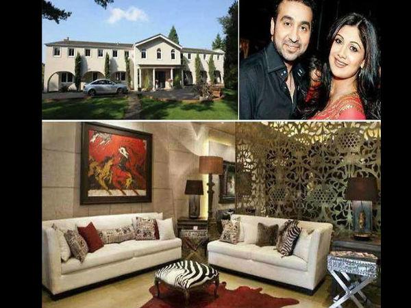 Birthday: करोड़ों का है शिल्पा शेट्टी का आलीशान बंगला, देखिए घर का 1-1 कोना: INSIDE PICS