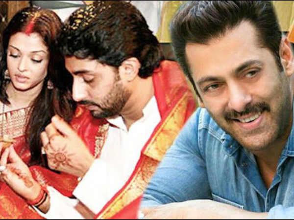 Flashback - जब सलमान खान ने दी अभिषेक बच्चन - ऐश्वर्या राय को शादी की बधाई